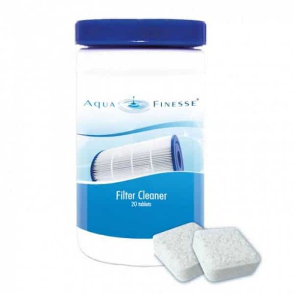 AquaFinesse Filter Cleaner reinigingstabletten