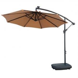 Spa umbrella parasol